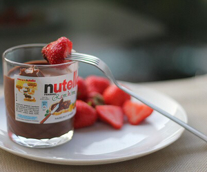 cheat, healthy, and chocolate image