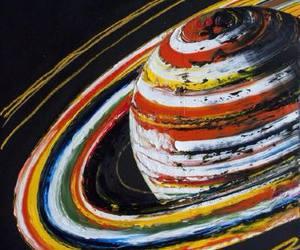 galaxy, space, and cronus image