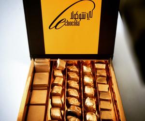 chocolate, UAE, and arabicsweets image