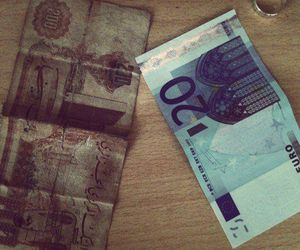 money algeria dinar euro image