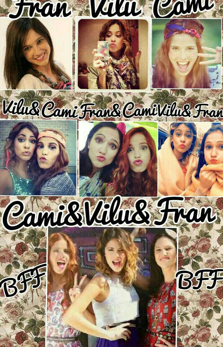 cami, cande, and fran image