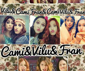 cami, fran, and cande image