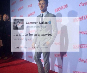 expelled, cameron, and movie image