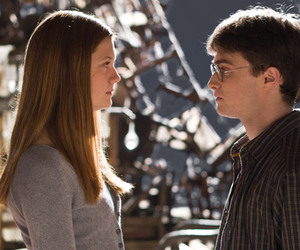 harry potter, ginny, and ginny weasley image