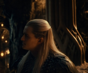 Legolas, the hobbit, and lee pace image