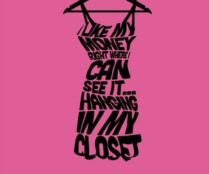 fashion, quote, and dress image