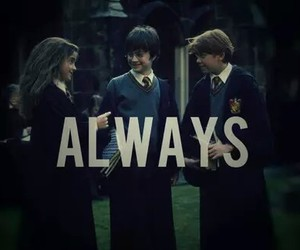 always, potter, and harry image