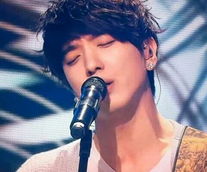 emotional, yong hwa, and cnblue image