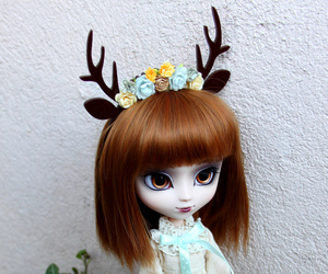 animal, beauty, and Biche image