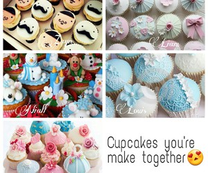 cupcakes, imagine, and louis image