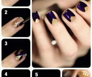 diy and nails image