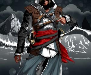Assassins Creed, black flag, and edward image