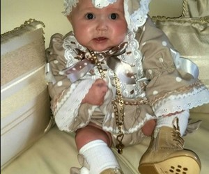 babys, luxury, and pretty image