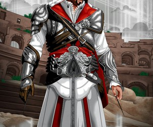 Assassins Creed, rome, and assassin's creed image