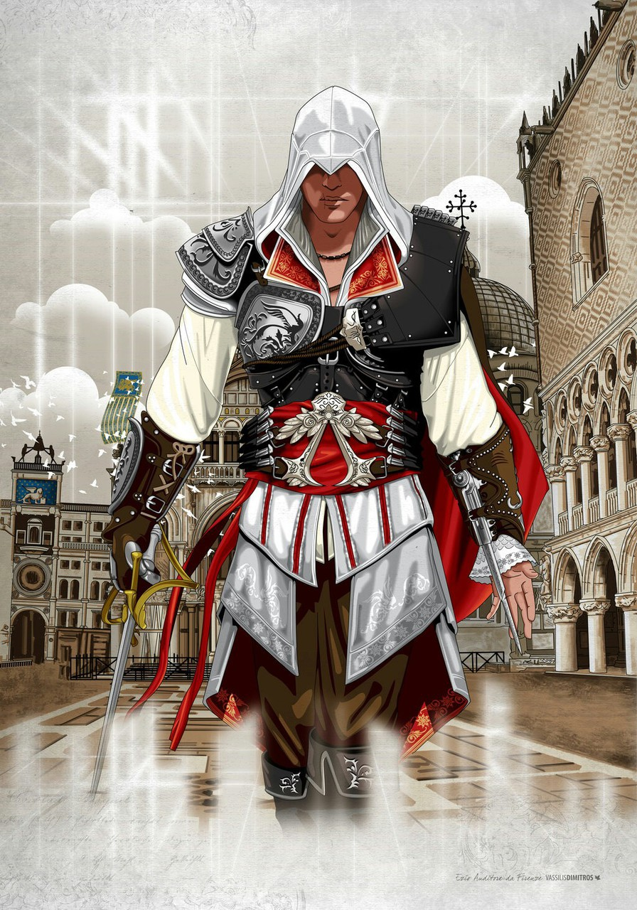 Ezio Young Discovered By Chrissi Rehn On We Heart It