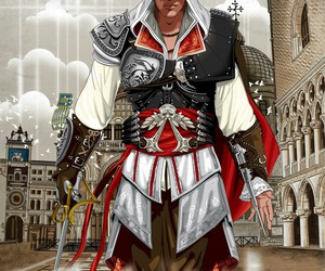 assassin's creed, wallpaper, and assassins creed 2 image