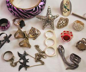 bird, bracelet, and jewelry image