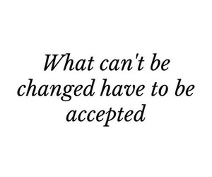 quote, change, and accepted image