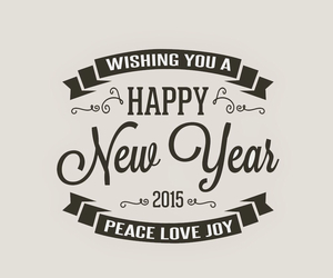 2015, new year, and love image