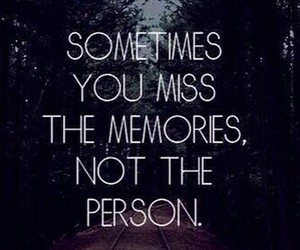 memories, person, and miss image