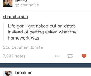 dating, funny, and tumblr image