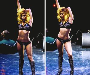 bikini, blonde, and body image