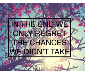 chance, life, and quotes image