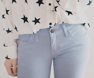 fashion, stars, and korean fashion image