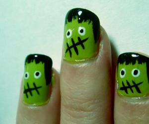 nails and Frankenstein image
