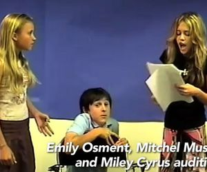 hannah montana, miley cyrus, and emily osment image