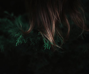 conceptual, hair, and nature image
