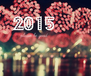 firework, new year, and pink image