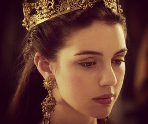 reign, adelaide kane, and queen mary image