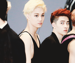 kai, exo, and d.o image