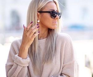 fashion, girl, and nails image