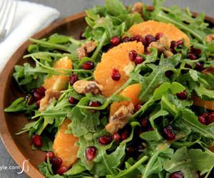 brunch, healthy, and orange image
