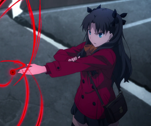 anime, fate stay night, and fate stay night image