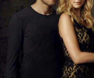 klaus, caroline forbes, and klaus mikaelson image