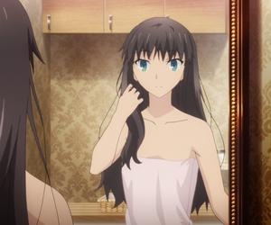anime, fate stay night, and rin tohsaka image