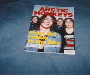 arctic monkeys, grunge, and vintage image