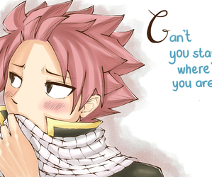 natsu, fairy tail, and Lucy image