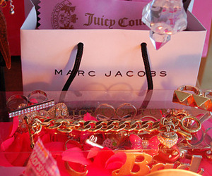 pink and marc jacobs image