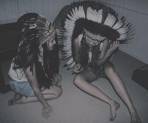 bad, dark, and black image