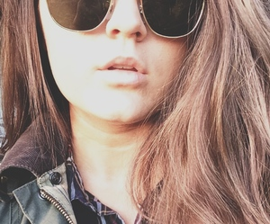 barbour, brown hair, and brunette image
