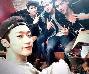 aron, bigstar, and peniel image