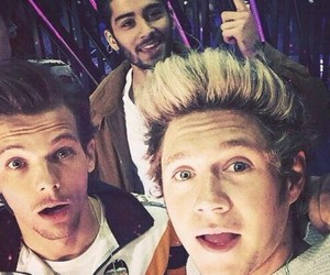 icon, louis, and niall image