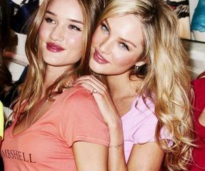 Victoria's Secret and candice swanepoel image