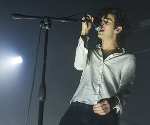 indie rock, matty healy, and the 1975 image