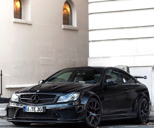 black and cars image