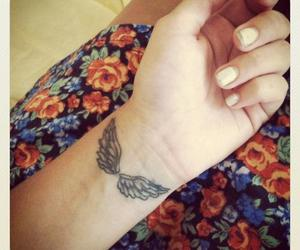 tattoo and wings image